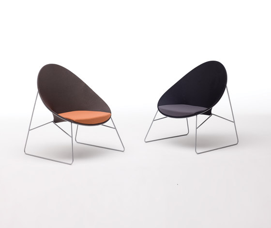 Cocoon by Nienkämper | Lounge chairs