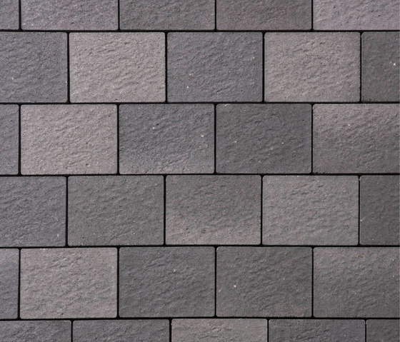 Spring Terus anthrazit by Metten | Paving stones
