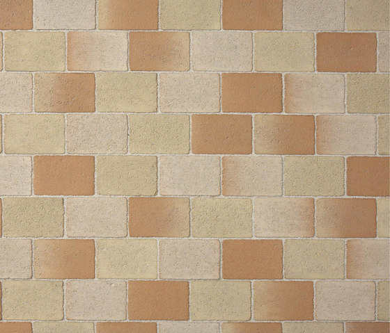 Terra Toscana Pflaster beige, changierend by Metten | Paving stones