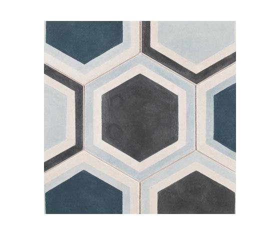 Paccha Honeycomb by Ann Sacks | Ceramic tiles
