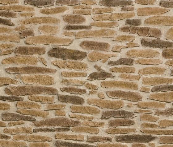 MSD Lajas marron 319 di StoneslikeStones | Pannelli composto