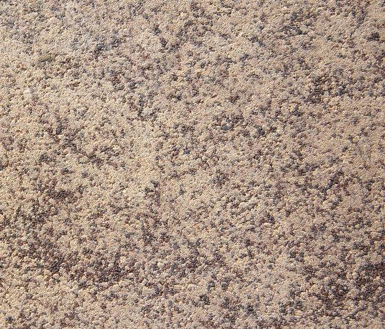 BelMuro beige-braun, gemasert by Metten | Garden edging