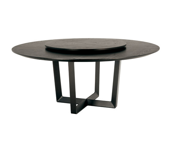 Bolero Lazy Susan by Poltrona Frau | Dining tables