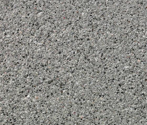 Tocano granitgrau, gestrahlt di Metten | Pannelli cemento