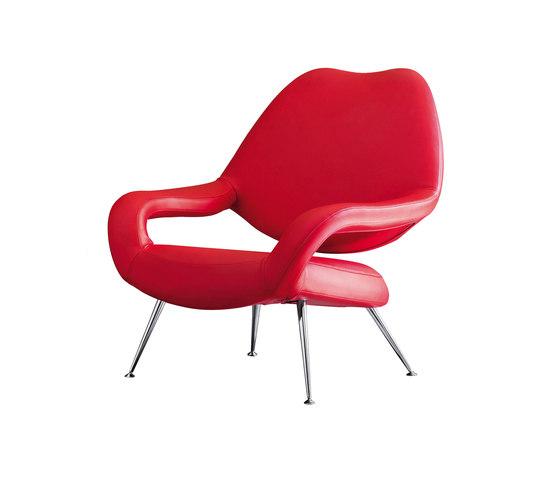 DU 55 by Poltrona Frau | Lounge chairs