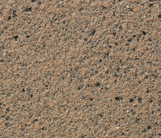Tocano terrabraun, gestrahlt by Metten | Concrete panels