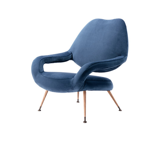 DU 55 by Poltrona Frau | Lounge chairs