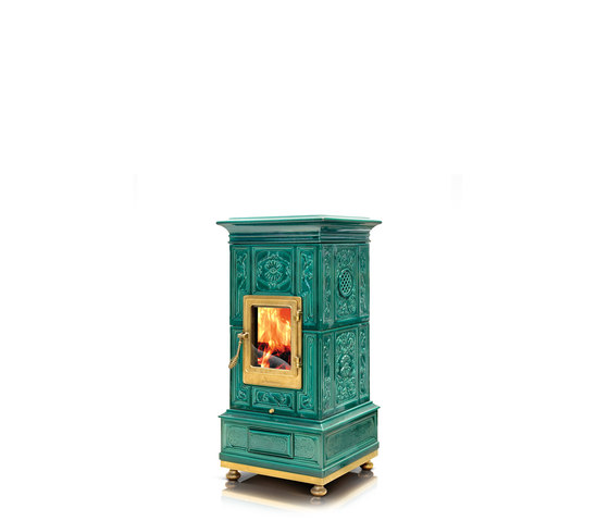 Vienna by La Castellamonte | Wood burning stoves