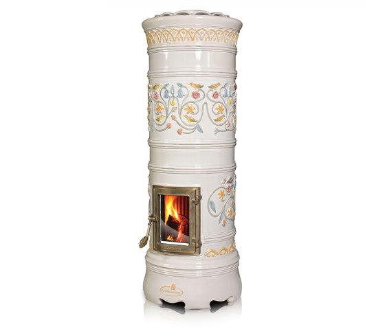 Rondò by La Castellamonte | Wood burning stoves