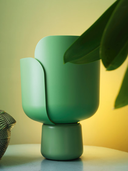 Blom Lampada da tavolo di FontanaArte | Illuminazione generale