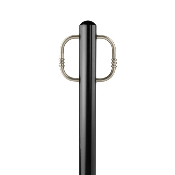 Bike Bollard, Model R-7904-RSA de Reliance Foundry‎ | Bolardos