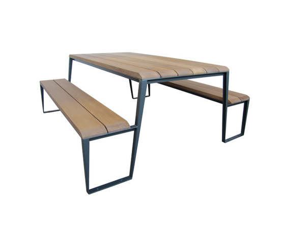 Dimanche EP 2930 by Equiparc | Tables and benches