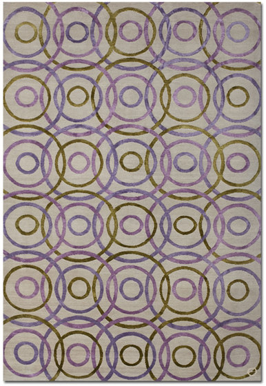 Rebound Mixed Grape by Modernweave | Rugs / Designer rugs