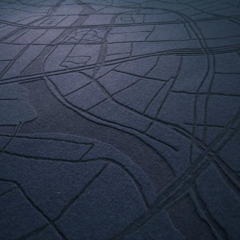 Felt City by Moss & Lam | Rugs / Designer rugs