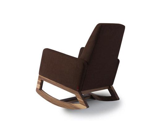Joya Rocker di monte design | Poltrone / sedie a dondolo
