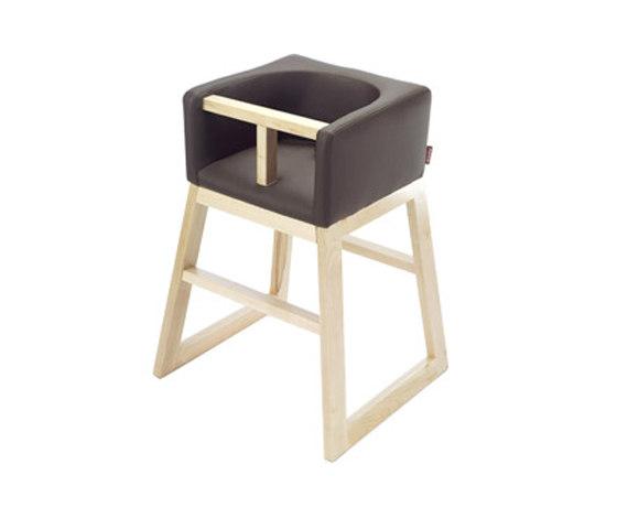 Tavo High Chair by monte design | Kids highchairs