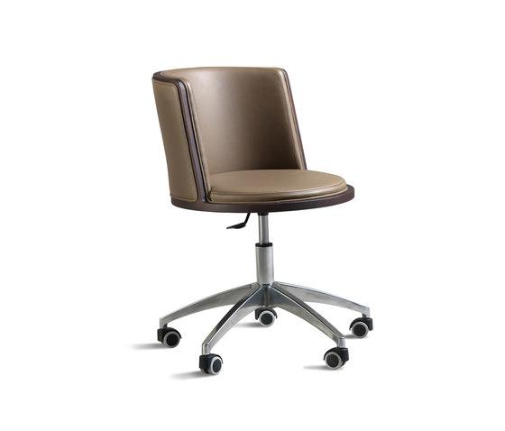 Sedia Carambola Girevole by Morelato | Task chairs