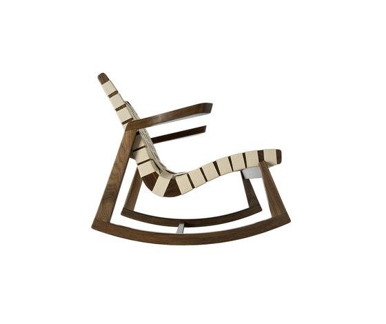 Rapson Greenbelt® Rocker di Rapson-Inc. | Poltrone / sedie a dondolo