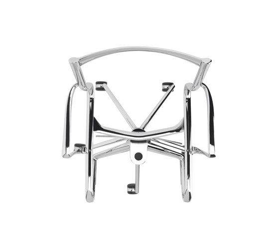 frame rollingframe TILT 434 by Alias | Task chairs