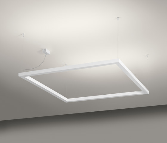 Framework SP M de Axolight | Iluminación general