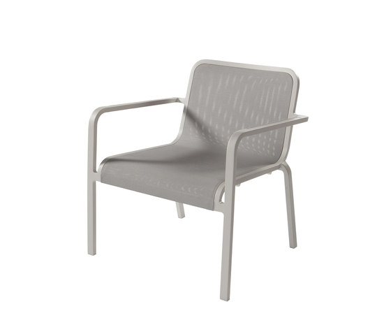 Helios chair by Manutti | Garden armchairs