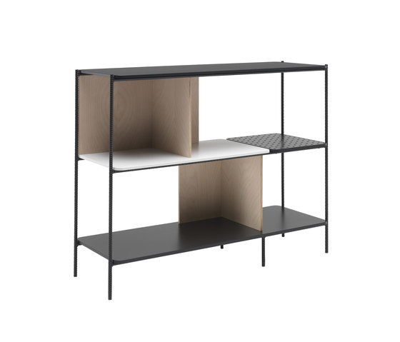 Candy Shelf by Cappellini | Office shelving systems