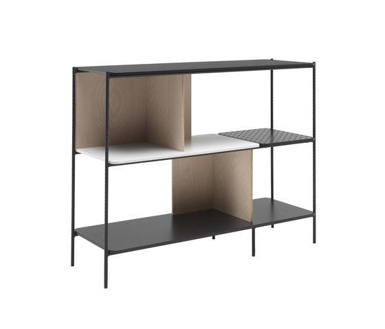 Candy Shelf von Cappellini | Büroregalsysteme