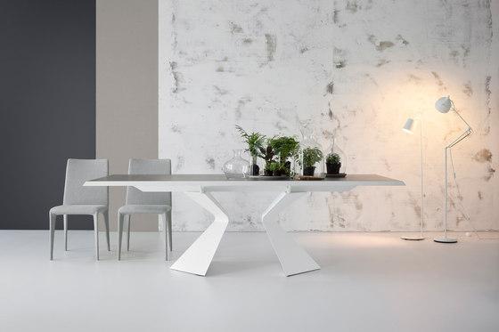 Prora fixed di Bonaldo | Tavoli da pranzo