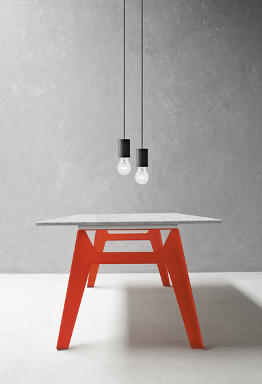Welded by Bonaldo | Dining tables