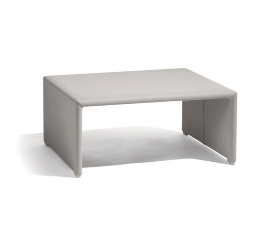 Swing Nautic rectangular coffee table by Manutti | Side tables