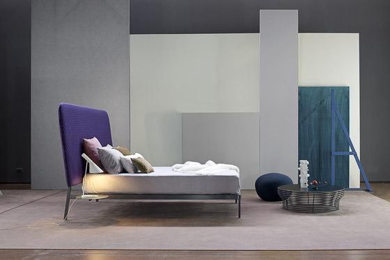 Contrast Bed de Bonaldo | Camas dobles