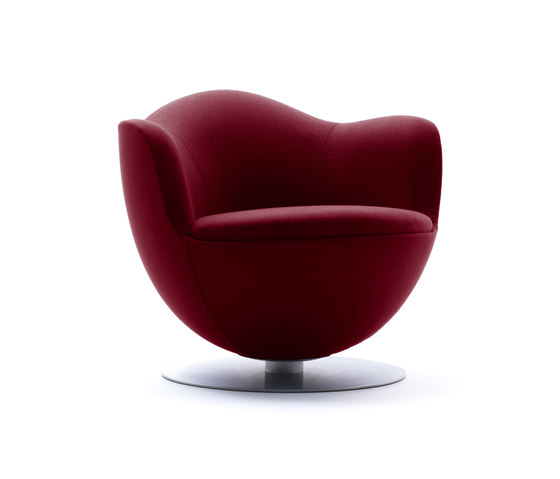 Dalia by Cappellini | Lounge chairs