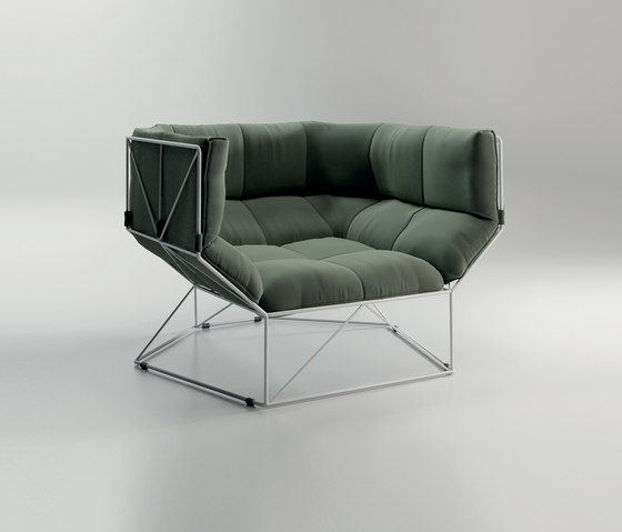 foxhole by spHaus | Garden sofas