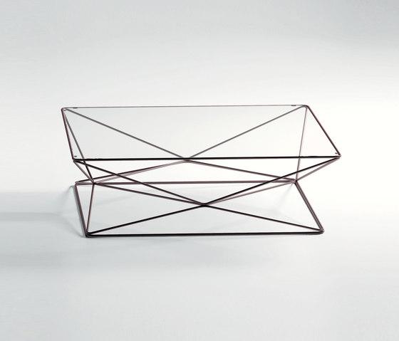 foxhole de spHaus | Tables basses de jardin