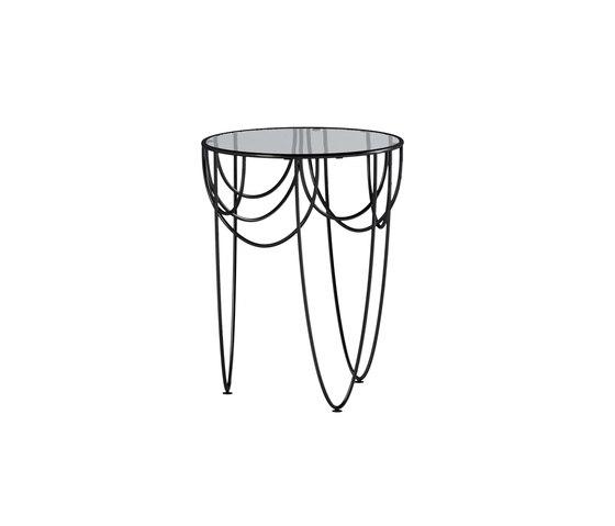 Drapery | 40 di spHaus | Tavolini di servizio da giardino