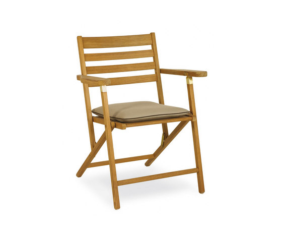 16001 Ship to Shore Dining Arm Chair by Sutherland | Garden chairs
