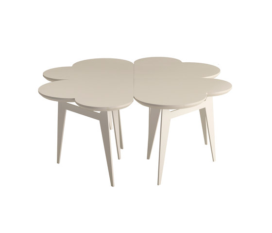 Fortuna Completo by Bolzan Letti | Side tables
