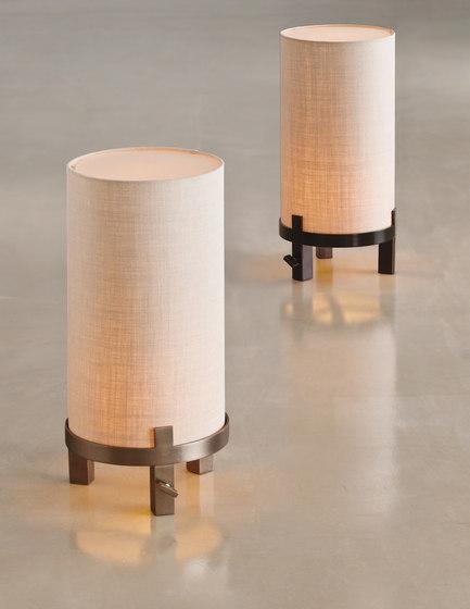 95217 Little Drum Table Lamp di Sutherland | Lampade tavolo