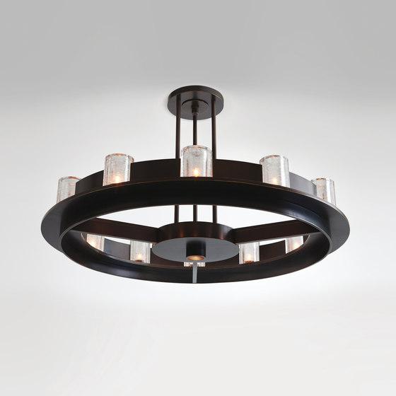 95414 Midi Chandelier de Sutherland | Lámparas de techo