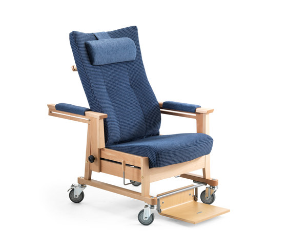 Bo recliner chair by Helland | Elderly care chairs