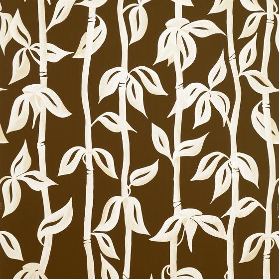 Palm Springs Chocolate de LULU DK | Revêtements muraux / papiers peint