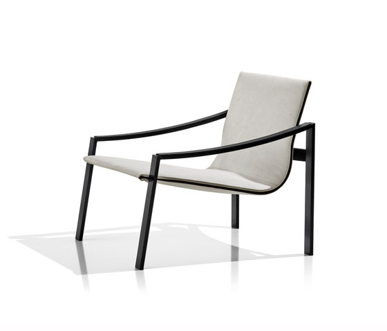 Allure by Molteni & C | Lounge chairs