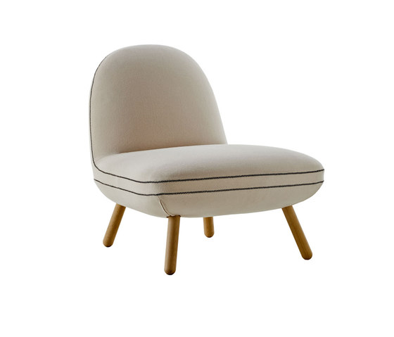 Fantasia by Molteni & C | Lounge chairs