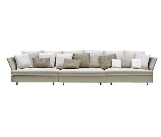 Holiday by Molteni & C | Lounge sofas