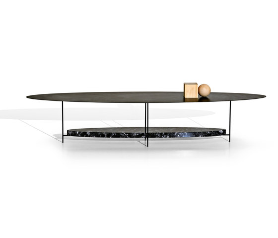 Panna Cotta by Molteni & C | Lounge tables