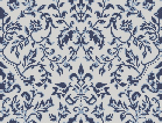 Malti Cobalt di Artaic | Mosaici vetro