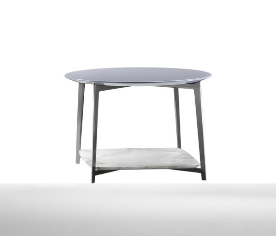 Double small table by Flexform | Lounge tables