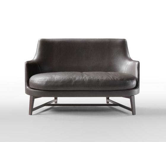 Guscio Banquette by Flexform | Lounge sofas