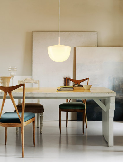 Cheshire Suspension lamp by FontanaArte | General lighting