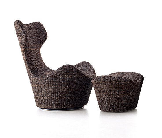 Papilio outdoor by B&B Italia | Garden armchairs